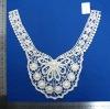 stylish handmade collar/bead trim