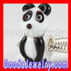 Lampwork Large Hole Glass Beads in 925silver Core Cheap