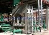 compressed pallet production line