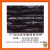 Icen flake jade wave strip brick,marble mosaic MM14