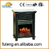 Simple Fireplace Mantel M13-JW02 with ETL,GS,RoHS,CE
