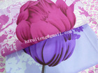 tulip on 100% polyester 120gsm twill printed fabrics