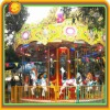 2012 fun hot sellin kiddie ride playground equipment carousel/ merry go round