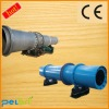 HZG 2012 Hot sales CE Certificate high efficient rotary dryer