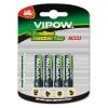 VIPOW Alkaline Battery 4 pcs Card