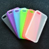 The new arrival TPU gel soft crystal cellphone case for Iphone 5g