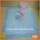handkerchief baby rabbit toys