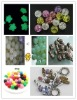 Various Kinds Of High Quality Newest Fashion plastic Beads for Jewelry or garment Making Jewelry