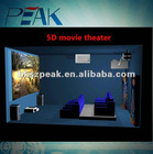 5D Movie Theater Manufacturer