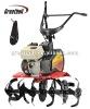 6.5hp 4 Stroke chain wheel drive Cultivator tillers