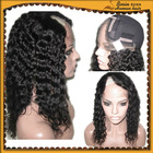 100% Unprocessed Human Hair Brazilian U Part Wig