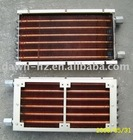 heat exchanger for medical laser system