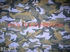 100%Cotton Desert Camouflage Uniform Fabric