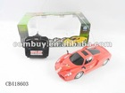 plastic 4ch remote control car with light
