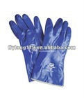Nitrile compound gloves,Chemical Resistant Gloves
