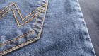 8.5OZ COTTON/POLY AND SPANDEX COATED WOMEN AND MEN DENIM FABRIC