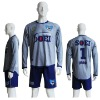 Fully Sublimated Soccer Uniform Customized / Jersey with Shorts