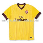 Arsenal 10/11 Soccer Jersey