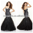 Latest New Design Bead Prom Dresses 2013 Cheap girl pageant dress Girl Party Dress 2013
