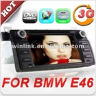 Wholesale 7'' HD Touch screen 2 din sat nav for BMW3(E46)(1998-2006) with 3G function optional