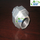 IC Brand Galvanized Malleable Iron Pipe Fitting for plumbing materials