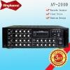 150W KTV Amplifier 2 Channel Karaoke Amplifier