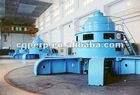 Maximum output Good stability Hydro turbine