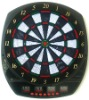 4 LED dart board
