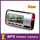 Electronic Alarm Clock Hidden HD Mini Camera