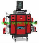 Heavy Truck/Bus/Car CCD Four Wheel Alignment Machine