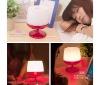 wine lamp