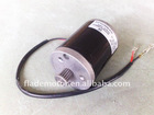 electric scooter brush dc motor 24v 100w