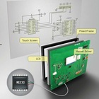 lower price hmi with driver controller