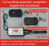 freehand operation recognition engine lock anti-theft auto car alarm system
