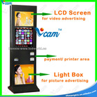 "37"" Advertising Screen LCD Printing Touch Information Kiosk"