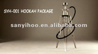 Stainless steel hookah shisha noble high quality