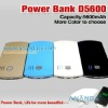 power bank D5600 5600MAh