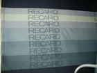 Recaro Gradiation Fabric Cloth Width 1.6M /63.04inch Black gradiation