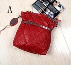 lady's bucket bag,fashion pu leather handbag [cb020601]