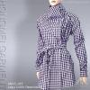 ladies' cotton flannel blouse
