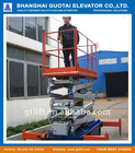 scissor aerial work platform(Semi-automatic propelled)