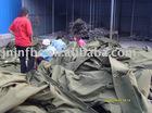cotton canvas waterproof tarpaulin