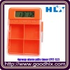 pft-52 4group new design and fashion digital electronic timer