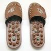 Hot!!Jade stone Massage shoes,Massage Slipper,Massage Sandals, Spring Acupuncture Massage Slipper