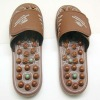 Hot!!Jade stone Massage shoes,Massage Slipper,Massage Sandals, Spring Acupuncture Massage Slipper