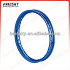 18*21.5 motorcycle rim with competitive price of 48hole from China