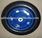 rubber wheel-pu foam wheel