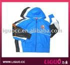 Kids racing jackets, boys windbreaker jackets