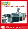 PET parallel twin screw extruder