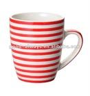 360cc handpainted ceramic mug